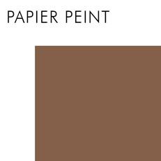 Papier peint marron