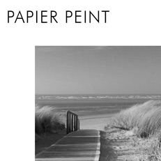 Papier peint mer et océan