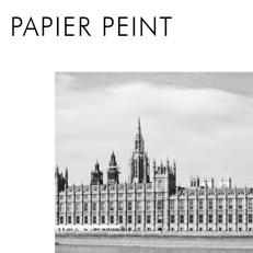 Papier peint Londres