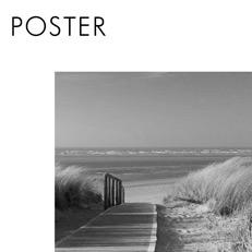 Poster mer et océan