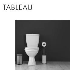 Tableau toilettes