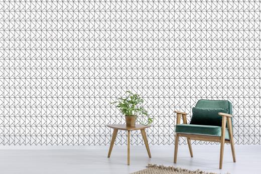 Soft Scandinavian wallpaper