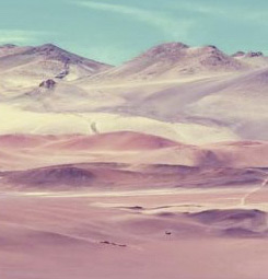 Tableau désert