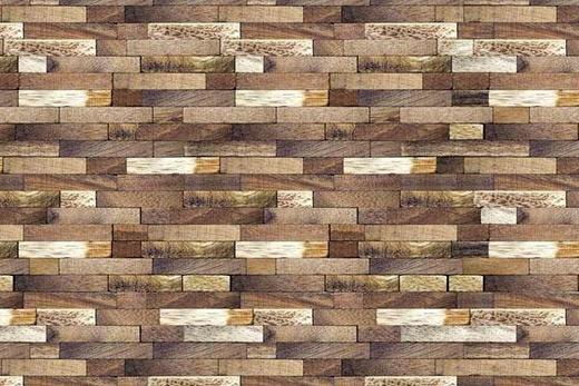Papier peint bois marron