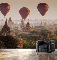 Poster Temple de Bagan