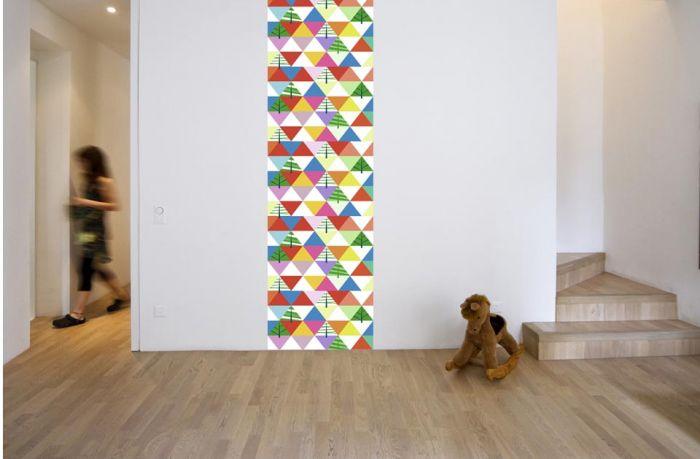 Décoration murale Multicolore