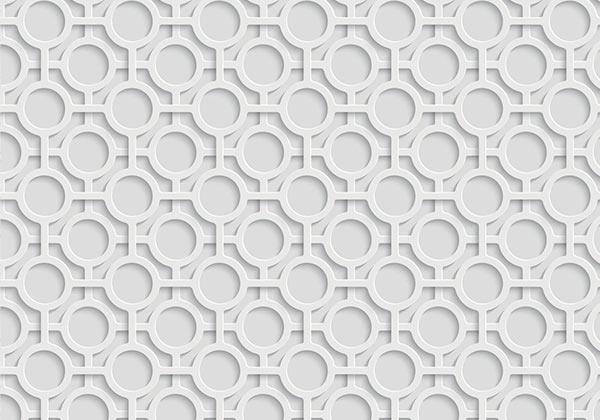 Papier peint 3D graphique design