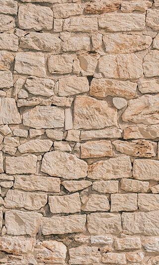 Beige stone wallpaper