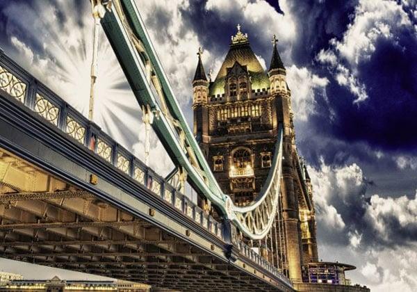 Poster pont de Londres