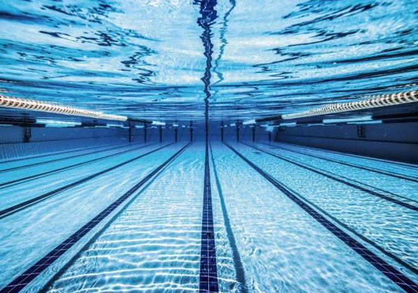 Poster piscine