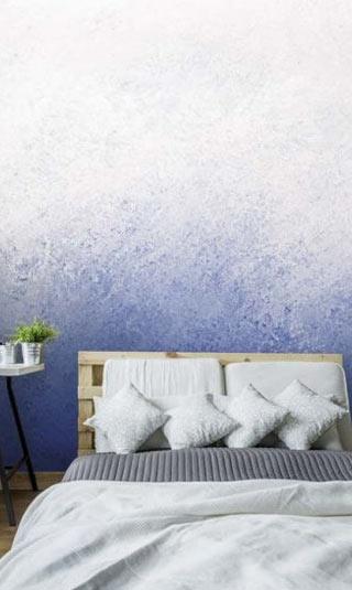 Papier peint bleu marine