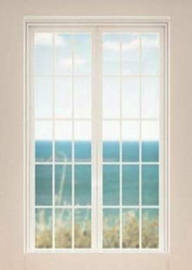 Décoration murale Fenêtres et portes