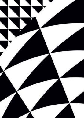 Décoration murale Géométrique
