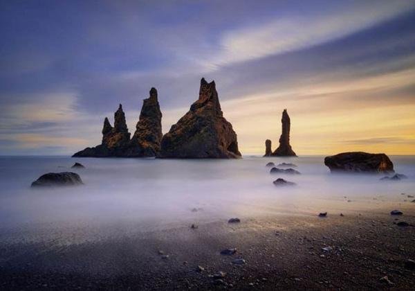 Tableau paysage Islande