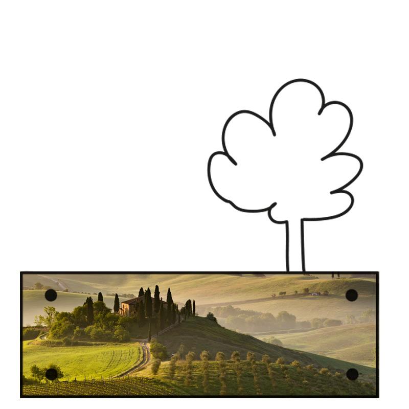 Brise vue paysage et nature