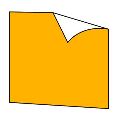 Poster jaune